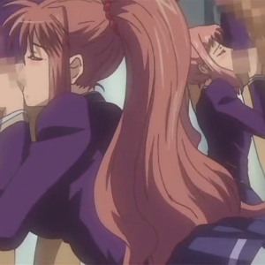 催眠で淫乱化した女子校生たちがザーメンを求めて男子校生と乱交していく・・・ 無料エロアニメ