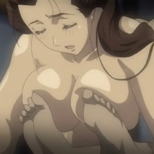 正体を現した妖艶くノ一が仕置き役を淫らに挑発しながらセックス勝負を挑んでいく・・・ 無料エロアニメ