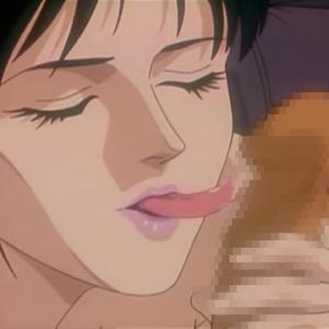 淫獣に支配された女教師が同僚の男を誘惑し逆レイプで精力を奪っていく・・・ 無料エロアニメ
