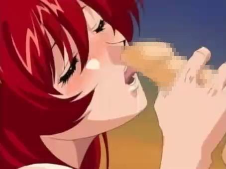 美女エージェント 誘惑 チ○ポ舐め