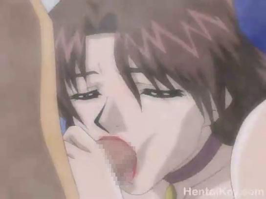 妖艶痴女 バキュームフェラ