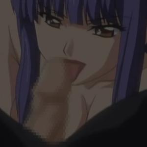 エロ視線に発情した爆乳痴女が妹の旦那を誘惑し、搾精していく・・・ 無料エロアニメ