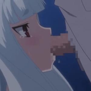 主人公の匂いに発情した女幹部がプライドを捨ててフェラしていく・・・ 無料エロアニメ