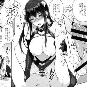 サキュバスコスプレ 淫魔女子校生