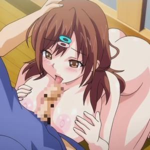 男子の性処理で興奮するようになったマネージャーが搾精奉仕していく・・・ 無料エロアニメ