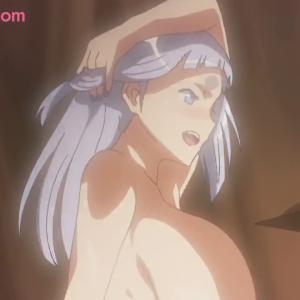 妖怪痴女姫が童貞や男たちを誘惑し、セックスの虜にしていく・・・ エロアニメ