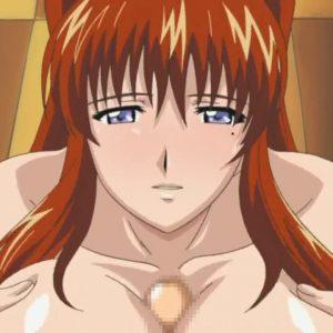 狂愛感情に支配された爆乳乳母が、主人公をお仕置きと称して搾精や射乳調教していく・・・ 無料エロアニメ